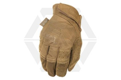 Mechanix Specialty Vent Gen II Gloves (Coyote) - Size Medium © Copyright Zero One Airsoft