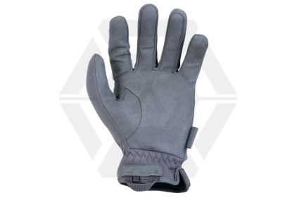 Mechanix Covert Fast Fit Gloves (Grey) - Size Medium