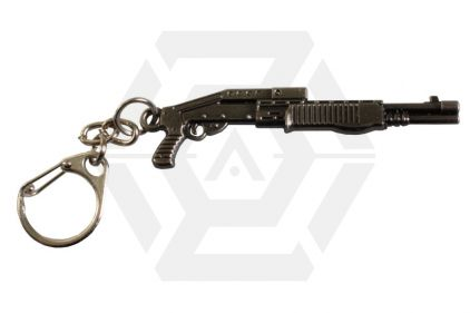 "Zero One Key Chain ""SPAS 12"""