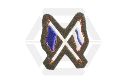 Qualification Badge - Signals Instructor (Colour) © Copyright Zero One Airsoft