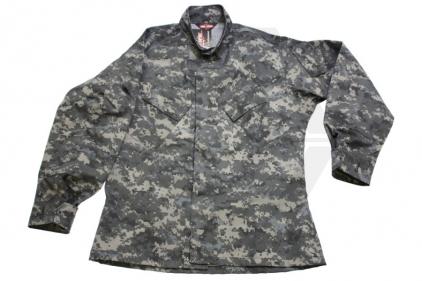 "Tru-Spec U.S. BDU Rip-Stop Shirt (Digital Urban) - Chest M 37-41"""