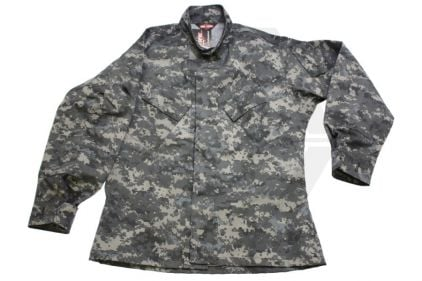 "Tru-Spec U.S. BDU Rip-Stop Shirt (Digital Urban) - Chest XL 45-49"" © Copyright Zero One Airsoft"