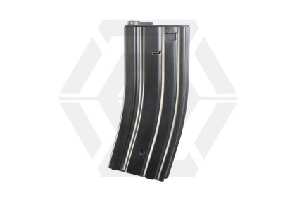 101 Inc Flash Mag for M4 450rds (Black) © Copyright Zero One Airsoft