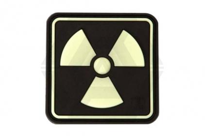 JTG Radioactive PVC Patch (Glow) © Copyright Zero One Airsoft