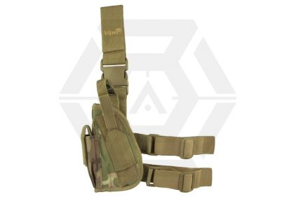 Viper Pistol Drop Leg Holster Left Hand (MultiCam)