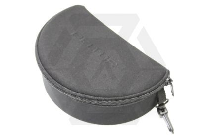 Peltor Universal Rigid Plastic Case with Belt Loop for Protection Glasses