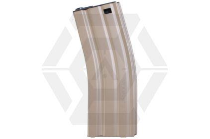 G&G AEG Mag for M4 30rds (Tan) © Copyright Zero One Airsoft