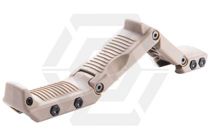 ASG HERA Arms Multi-Position Foregrip for 20mm Rail (HFGA) (Tan)