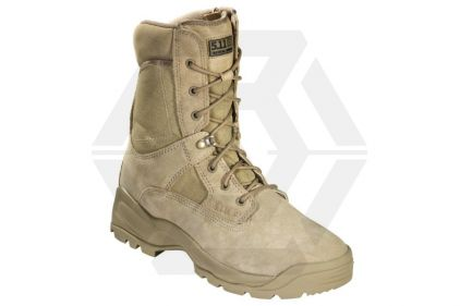 """5.11 ATAC Coyote 8"""" Boot (Coyote Brown) - Size 12"""