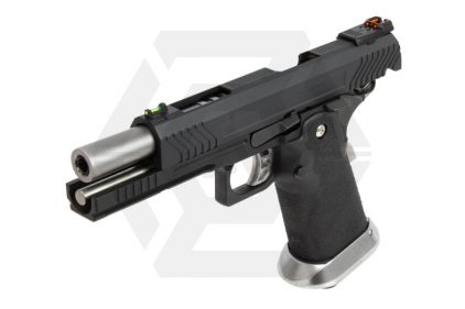 Armorer Works GBB GAS/CO2 DualFuel Hi-Capa HX11 (Black)