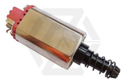 ZCA Motor with Long Shaft Standard