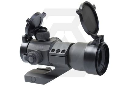 NCS Red/Green/Blue Dot Sight with 20mm Mount (Grey) © Copyright Zero One Airsoft