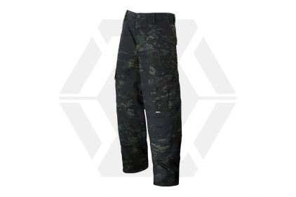 "Tru-Spec Tactical Response Trousers (Black MultiCam) - Size Extra Large 39-43"" © Copyright Zero One Airsoft"