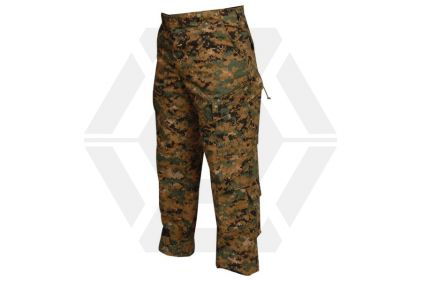 Tru-Spec Tactical Response Trousers (Digital Woodland) - Size Small 27-31""