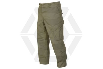 "Tru-Spec Tactical Response Trousers (Olive) - Size Small 27-31"" © Copyright Zero One Airsoft"