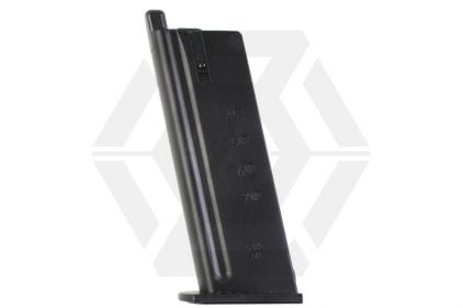 WE/Cybergun GBB Mag for Desert Eagle .50AE 27rds