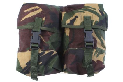 Vanguard PLCE Double Utility Pouch (DPM) © Copyright Zero One Airsoft