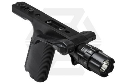 NCS Vertical Grip with Strobe Flashlight for KeyMod