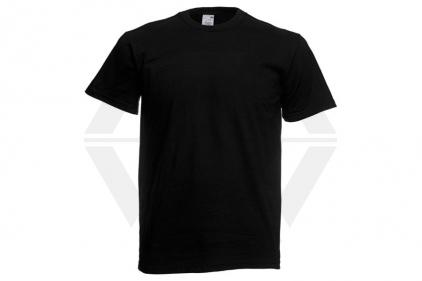 Daft Donkey T-Shirt 'Weekend Forecast' (Black) - Size Extra Extra Large
