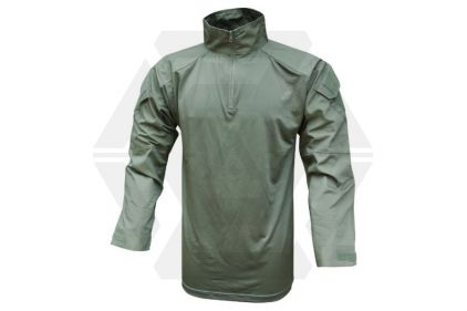 Viper Warrior Shirt (Olive) - Size Small