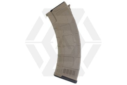 CYMA AEG Mag for AK 600rds (Tan)