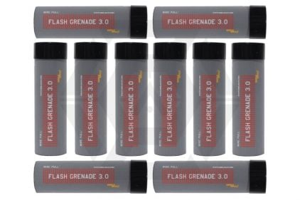 Enola Gaye Flash Grenade 3.0 Box of 10 (Bundle)