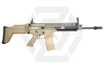 Ares AEG SCAR-L with EFCS (Dark Earth)