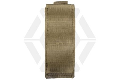 101 Inc MOLLE Elastic Pistol Mag Pouch (Olive)