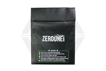 Zero One Battery Safe Charging & Transport Bag © Copyright Zero One Airsoft