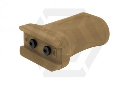 G&G KeyMod Forward Grip for RK74 Series (Tan) © Copyright Zero One Airsoft