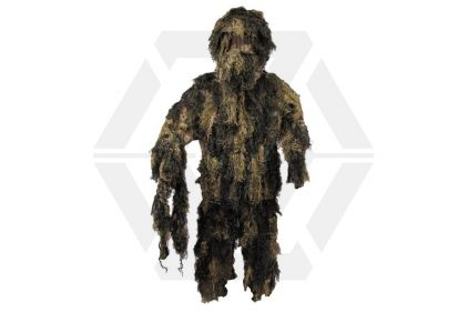 MFH Ghillie Suit (Woodland) - Size Medium / Large