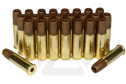 ASG Power Down Shells for CO2 Revolver (25x 1rds)