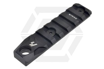 Strike Industries 6 Slot RIS Rail with QD Sling Point for KeyMod © Copyright Zero One Airsoft