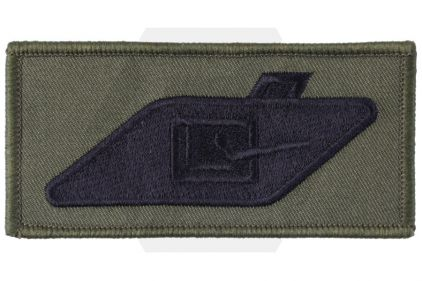 Qualification Badge - Tank Crew (Subdued)