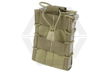 TMC MOLLE Quick Release Single Mag Pouch (Khaki)