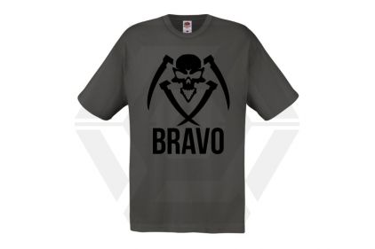Daft Donkey Special Edition NAF 2018 'Bravo' T-Shirt (Grey)