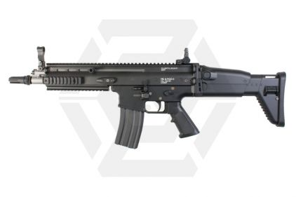 Tokyo Marui Recoil AEG SCAR-L CQC (Black)