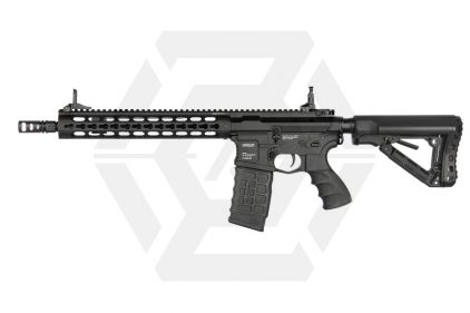 "G&G AEG GC16 Warthog 12"" with ETU © Copyright Zero One Airsoft"
