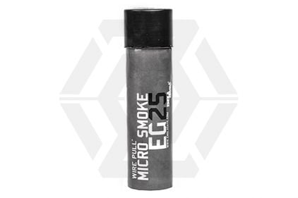 Enola Gaye EG25 Wire Pull Micro Smoke (Black) © Copyright Zero One Airsoft