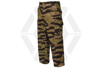 Tru-Spec U.S. BDU Rip-Stop Trousers (Tiger Stripe) - Size XL 39-43""