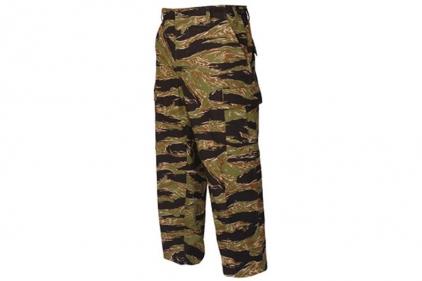 """Tru-Spec U.S. BDU Rip-Stop Trousers (Tiger Stripe) - Size M 31-35"""""""