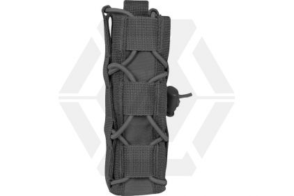 Viper MOLLE Elite Extended Pistol/SMG Mag Pouch (Titanium Grey) © Copyright Zero One Airsoft
