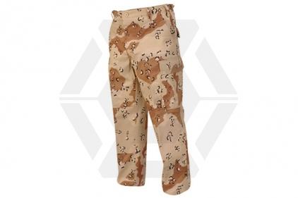 """Tru-Spec U.S. BDU Rip-Stop Trousers (Desert Choc-Chip) - Size XL 39-43"""""""