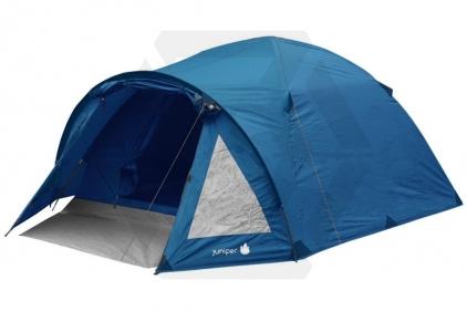 Highlander Juniper 4 Person Tent (Blue)