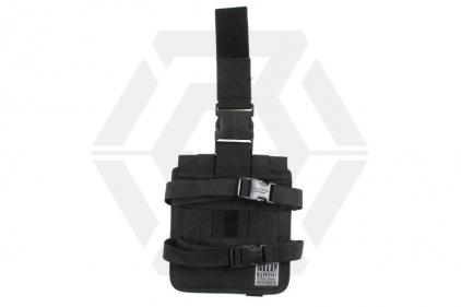 Mil-Force Drop Leg Multi Magazine Pouch for 2x M16 (Black)