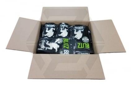 Zero One Blitz BB 0.20g 5000rds (White) Carton of 20 (Bundle) © Copyright Zero One Airsoft