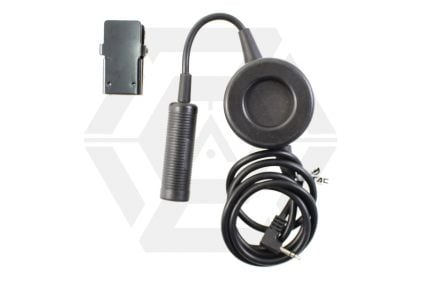 Element Tactical PTT Adaptor for Bowman Headset fits Motorola Single Pin © Copyright Zero One Airsoft