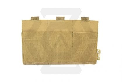 Viper MOLLE Elastic Triple M4 Mag Pouch (Coyote Tan) | £7.95