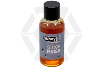 *Clearance* Abbey Stock Finish 25ml