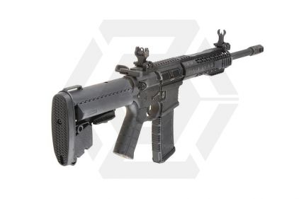 King Arms AEG Black Rain Ordnance Carbine with MOSFET (Black)